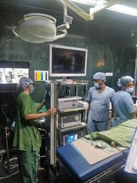 Olympus Bronchoscopy Endoscopy System