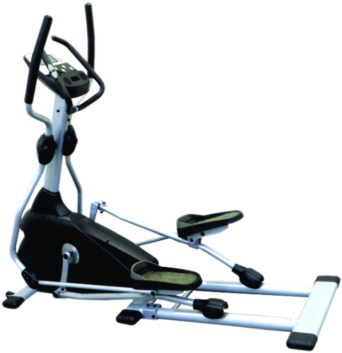 Gym Tech Commercial Elliptical