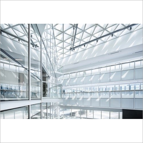 4 MM Clear Toughened Glass