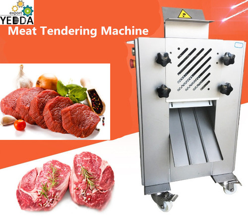 Fresh Meat Steak Tenderizer Machine