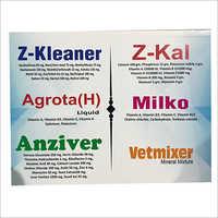 Vetmixer: Mineral Mixture For Animals