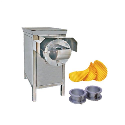 Potato Wafer Vertical Making Machine