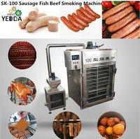 Sk-50 Sausage Smoking House Fish Beef Smoking Machine