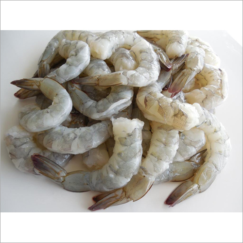 Peeled Undeveined Shrimp
