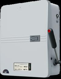 Designer Changeover Main Switch Box