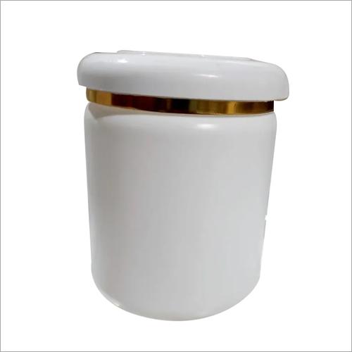 Plastic White HDPE Bottle