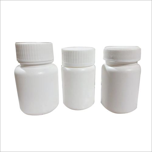 HDPE Packaging Jar Bottle