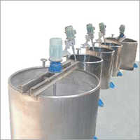 Stainless Steel Vessel Tank
