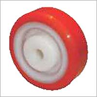 PU Poly Urethane Coated Wheels With Nylon Hub