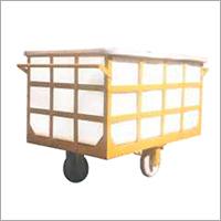 HDPE Box Trolley