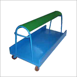 Decatising Material Trolley
