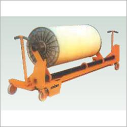 Warp Beam Loading Trolley