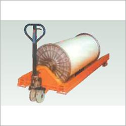 Warp Beam Lifting Trolley