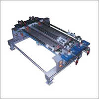Flat Bed Printing Colour Rotary Printing Machine