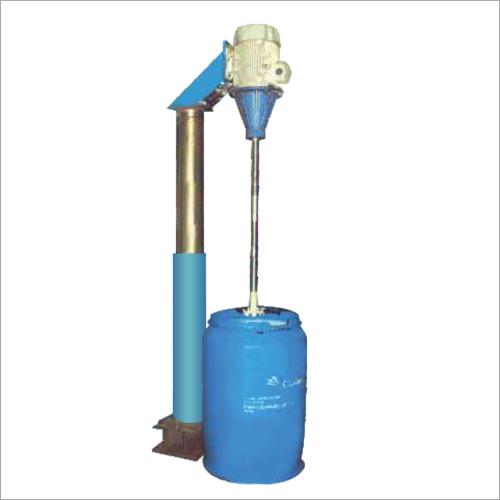 Hydraulic Pillar Stirrer