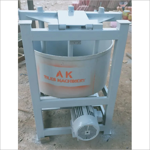 Industrial Concrete Pan Mixer