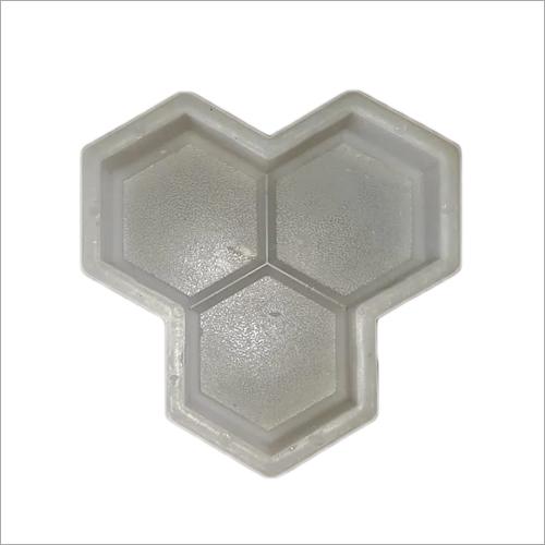 3 Dabbi Silicon Plastic Mould
