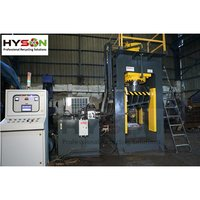 Hydraulic Vertical Box Shear
