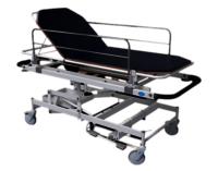 E And R A-3000 Hydraulic Emergency Trolley And Recovery Trolley With Accessories