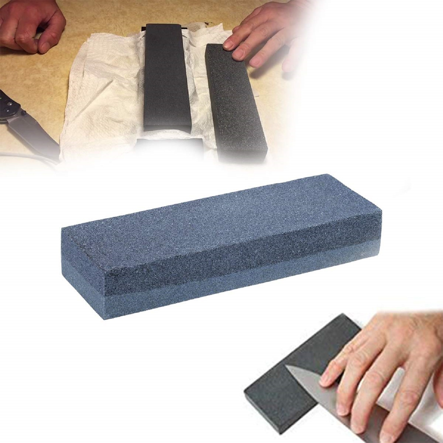 Silicone Carbide Stone For Sharpening Knives