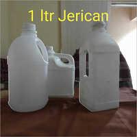 1 Ltr Plastic Jerry Can Bottle