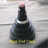 Plastic Pipe And Caps