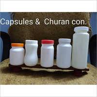 Plastic Capsules and Churan Container