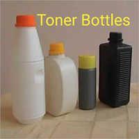 HDPE Plastic Tonner Bottle
