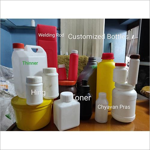 Custom Made Plastic Bottle