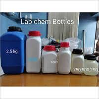 Lab Chemical Bottle