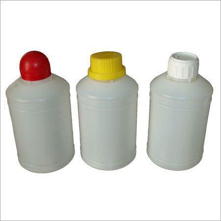 Veterinary plastic bottle