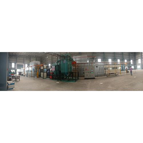 Powder Coating Auto Plant