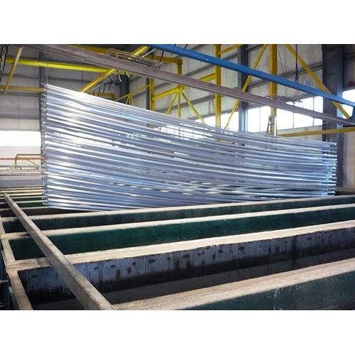 Dip PT Line for Alluminium Profile