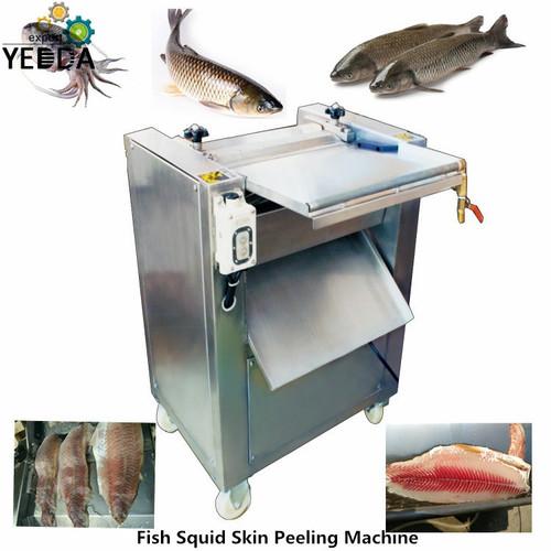 YGB-400 Fish Squid Skin Peeling Machine