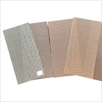 Fiberglass Mesh Filter For Steel And Iron Casting Filtration
