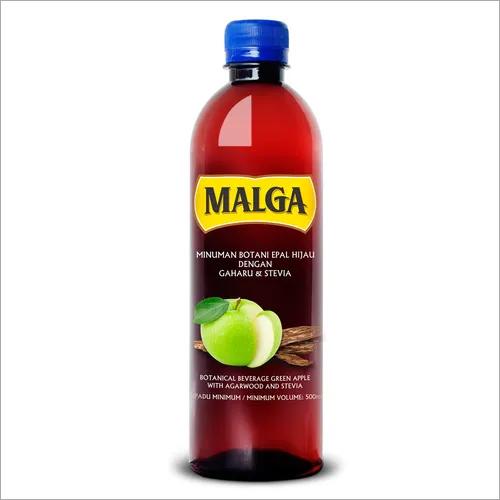 Malga Botanical Drink Certifications: Gmp