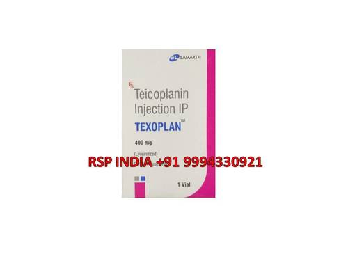 Texoplan 400mg Injection