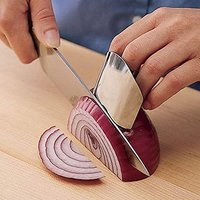 Stainless Steel Finger Protector Knife Cutter