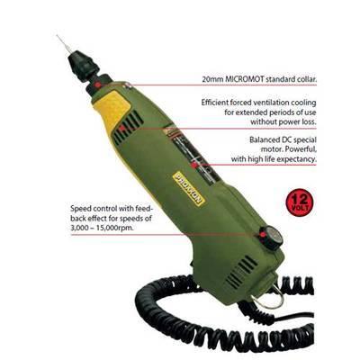 Precision drill grinder FBS 12-EF