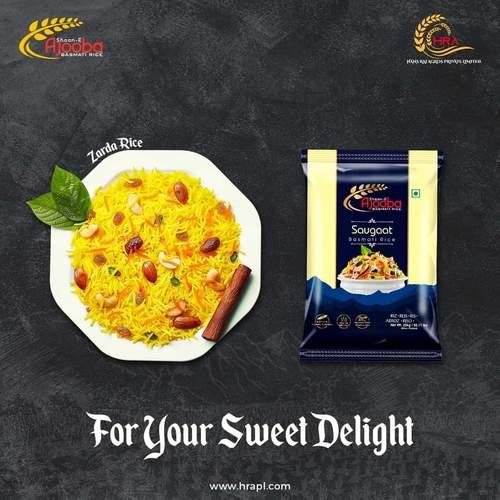 Ajooba 'Saugaat' Super Basmati Rice