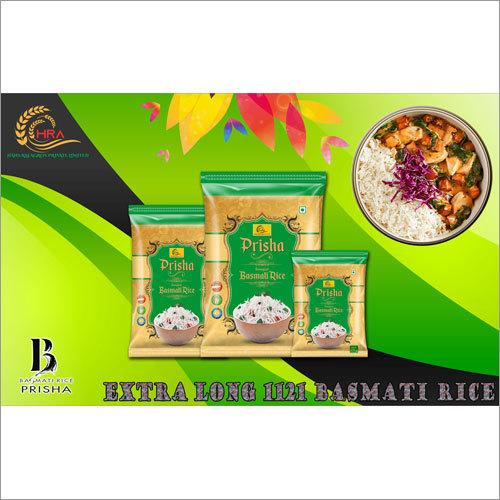 Prisha 'Saugaat' Basmati Rice