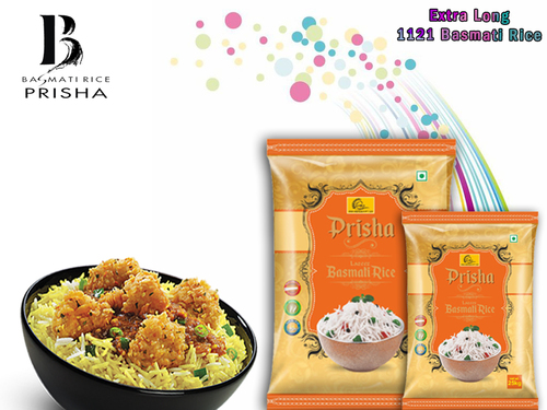Prisha 'Lazeez' Pulao Basmati Rice