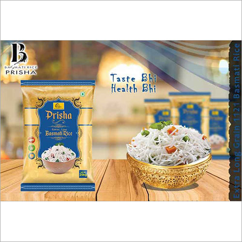 Prisha 'Zaika' Dubar Basmati Rice