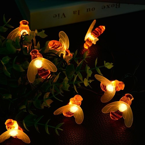 Honey Bee Decorative LED Light Series for Home/Office/Indoor and Outdoor
