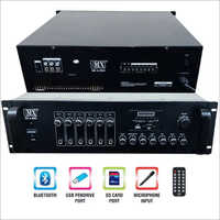Mx A-350 Pa Amplifier 350 Watts With Usb And Bluetooth