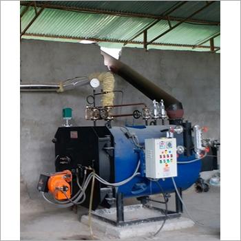 Steam Diesel Fired Boiler Slaughter Waste Rendering Plant