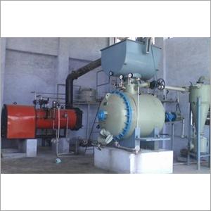 Steam Fuel - Firewood Hatchery Waste Rendering Plant