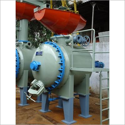 Steam Fuel - Diesel Hatchery Waste Rendering Plant