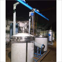 SS Essential Oil Distillation Plant