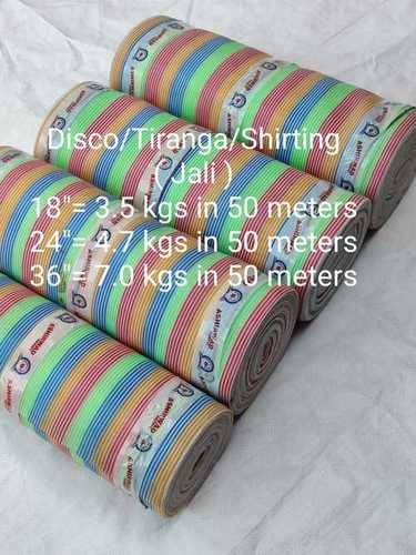 HDPE Monofilament Shirting Disco  Filter Cloth